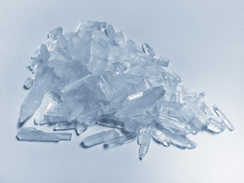 Crystal Meth Kristalle